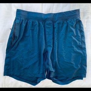 Men's Lululemon Run Shorts - XL